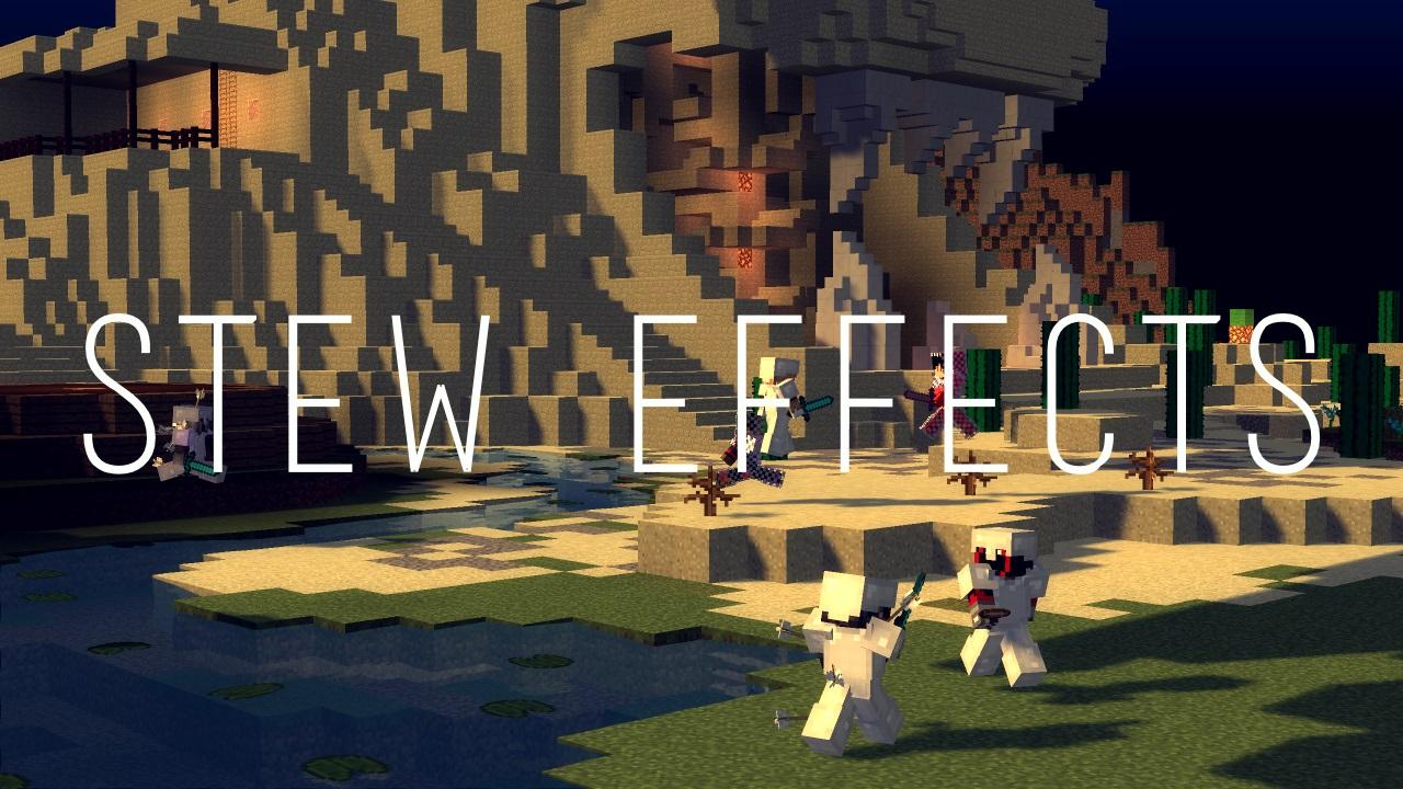 Bukkit Plugin] Stew Effects Minecraft Mod