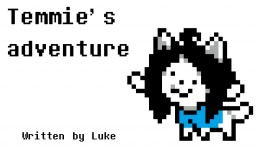 Temmie's Great Adventure! Minecraft Blog Post