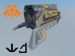 TZ-86 Star Wars: Zann Consortium (Vehicle Transporter) Minecraft Map & Project