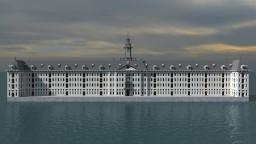 Oost-Indisch Zeemagazijn - Amsterdam Minecraft Project