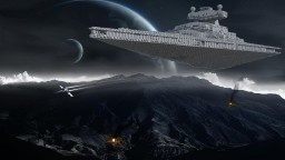 Imperator Class Star Destroyer (DEPRECATED) Minecraft Map & Project