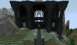 "Dain's hall - Server ""TheFourthAge - LOTR - AncarNetwork"" Minecraft Map & Project"