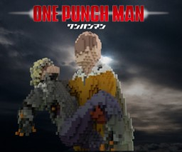 One Punch Man - Fall of genos Minecraft Map & Project