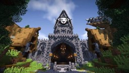 Nevendil Keep Minecraft Map & Project
