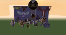 Clash of Clans Troops Minecraft Map & Project
