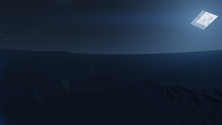 The desolate terraformed world of Demeter