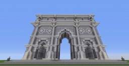 Arch of Constantin Minecraft Map & Project