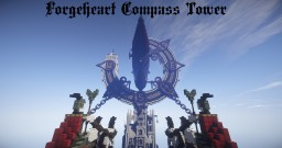 Forgeheart Compass Tower Minecraft Map & Project
