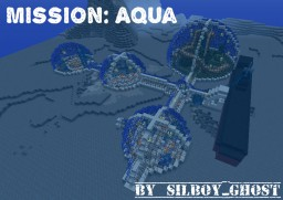 Mission: Aqua Rollercoaster [COMPLETED] Minecraft Map & Project