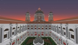 One year project Minecraft Map & Project