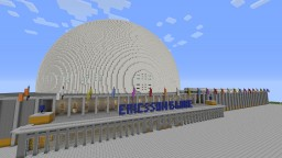 """Globen Arena"" Eurovision 2016 / Stockholm, Sweden Minecraft Map & Project"