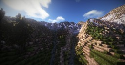 Hunter's Respite Minecraft Map & Project