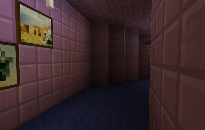 left hallway