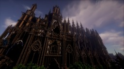 Varianta`s Cathedral Minecraft Project
