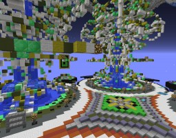 BUILDFREEKS CREATIVE SERVER [Plots with WorldEdit] [200x200] Minecraft Server