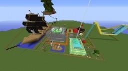 mega building Minecraft Map & Project