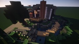 Holiday Luxury Penthouse Minecraft Map & Project