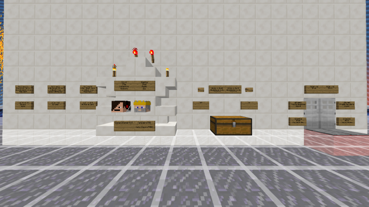 Front of the Redstone Room