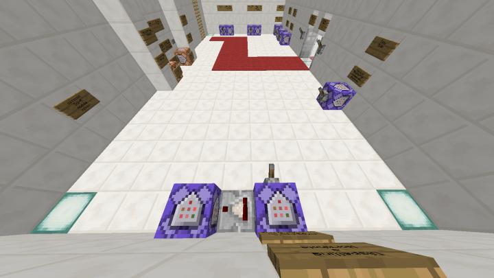 Redstone Room 3rd floor - Sci-fi Module