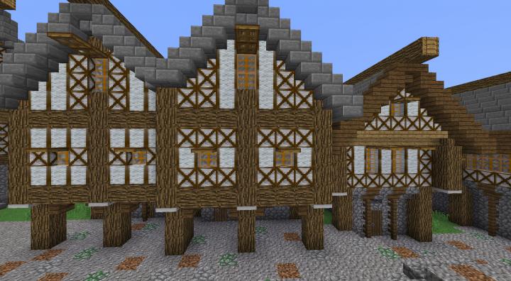 Medieval Texture Pack Minecraft