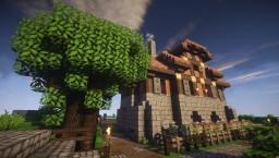 Download a medieval detached farm (Showcase)