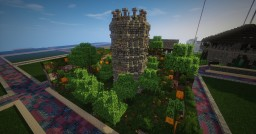 The Lost Tower - A Quick 35x35 Plot Build Minecraft Map & Project