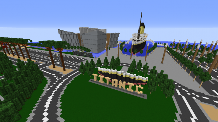 titanic facts for projects