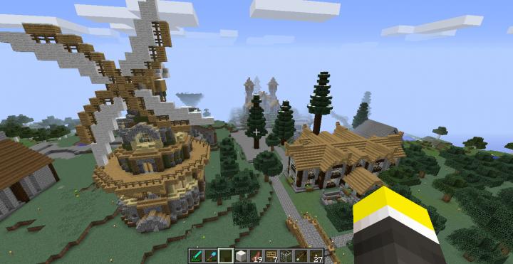 The Medevil City of Arden