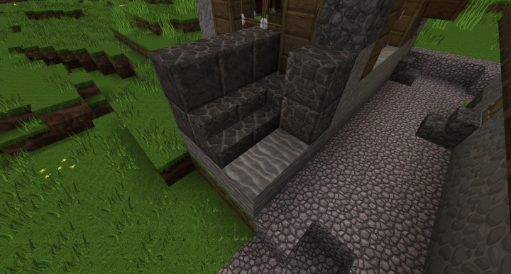 Norsewind's Patch for GrungeBDCraft 1 8 Minecraft Texture Pack