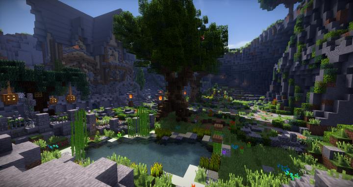 Best Natural Resource Packs Minecraft