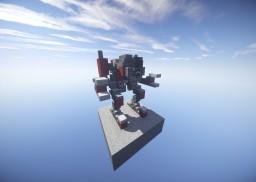 61-1 Astronix Mech Minecraft Project