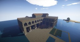 Engineering a Towny....... part 1 Minecraft Blog Post