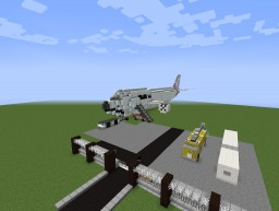 Airport Minecraft Map & Project