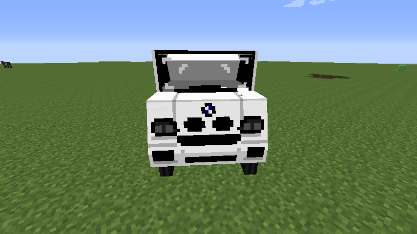 Minecraft Bmw Mod 1.4 7 Download