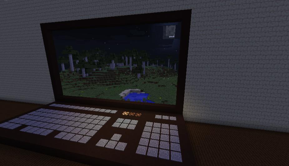 Best Laptop Minecraft Maps Projects Planet Minecraft - Minecraft notebook spielen
