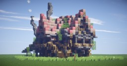 Magic House #5 Minecraft Map & Project
