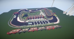 Race Track! Minecraft Project