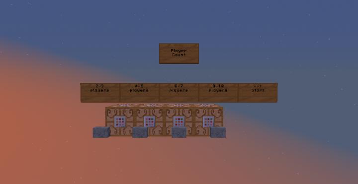 Elytra Wars Minecraft Project