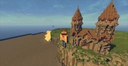 Medieval Gates Minecraft