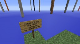 More Pillars Survival Minecraft Project