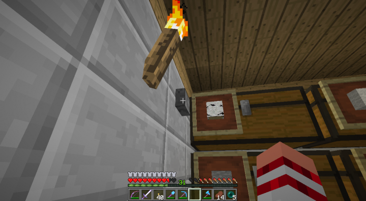 Minecraft auto smelt enchant