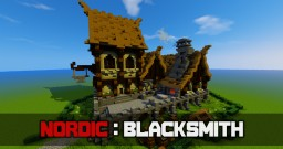 Nordic Blacksmith Tutorial Minecraft