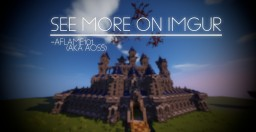 Disney Castle (Medieval) Minecraft Map & Project