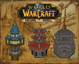 World of Warcraft Building Bundle Minecraft Map & Project