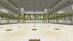 Enigma Runner 2 (Story Based Parkour Map) Minecraft Project