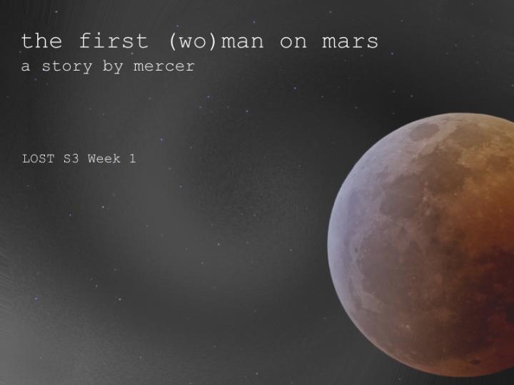 man on planet mars - photo #34
