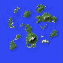 LastCliff Islands Minecraft Map & Project