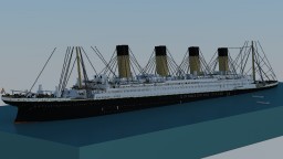 "Closing date of ""Titanic"" Minecraft Map & Project"