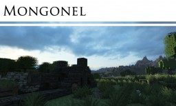 Mangonel - Small Detailed Siege Engine Minecraft