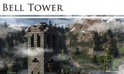 Medieval Bell Tower - [Download] #WeAreConquest Minecraft